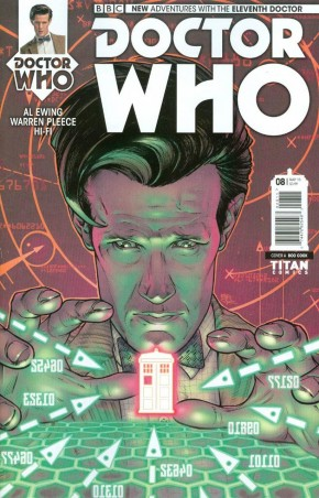 DOCTOR WHO 11th DOCTOR #8