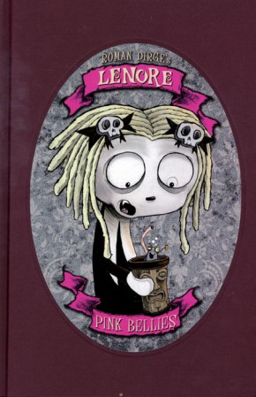 LENORE PINK BELLIES HARDCOVER (COLOUR EDITION)