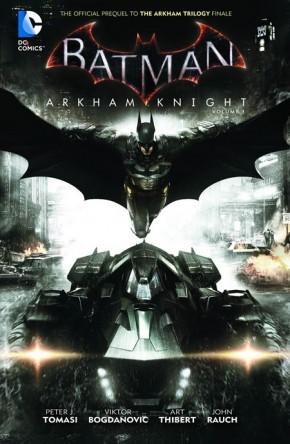 BATMAN ARKHAM KNIGHT VOLUME 1 GRAPHIC NOVEL