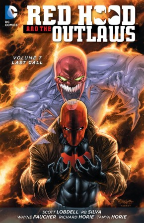 RED HOOD AND THE OUTLAWS VOLUME 7 LAST CALL GRAPHIC NOVEL