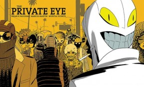 PRIVATE EYE DELUXE EDITION HARDCOVER