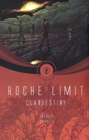 ROCHE LIMIT VOLUME 2 CLANDESTINY GRAPHIC NOVEL