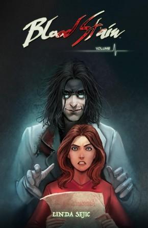 BLOOD STAIN VOLUME 1 GRAPHIC NOVEL
