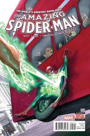 AMAZING SPIDER-MAN #5 (2015 SERIES)