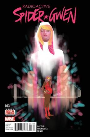 SPIDER-GWEN #3 (2015b SERIES)