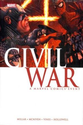 CIVIL WAR HARDCOVER (NEW PRINTING)