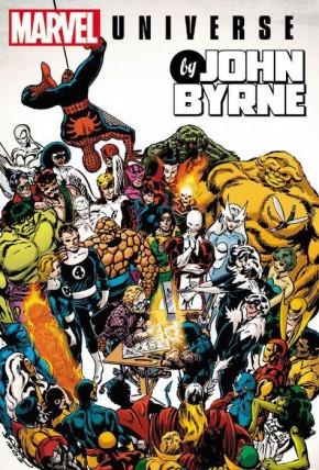 MARVEL UNIVERSE BY JOHN BYRNE OMNIBUS VOLUME 1 HARDCOVER