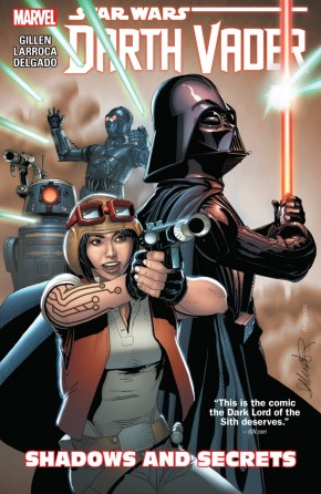 STAR WARS DARTH VADER VOLUME 2 SHADOWS AND SECRETS GRAPHIC NOVEL
