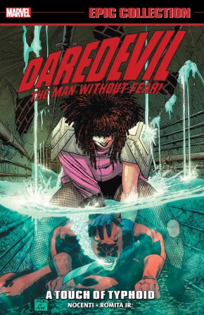 DAREDEVIL EPIC COLLECTION A TOUCH OF TYPHOID GRAPHIC NOVEL