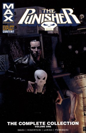 PUNISHER MAX COMPLETE COLLECTION VOLUME 1 GRAPHIC NOVEL
