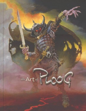ART OF MIKE PLOOG VOLUME 1 HARDCOVER