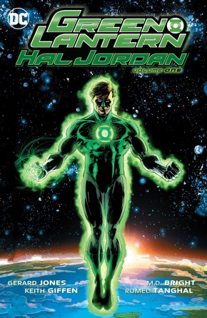 GREEN LANTERN HAL JORDAN VOLUME 1 GRAPHIC NOVEL