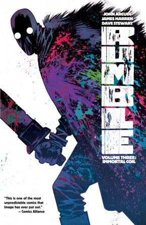 RUMBLE VOLUME 3 IMMORTAL COIL GRAPHIC NOVEL