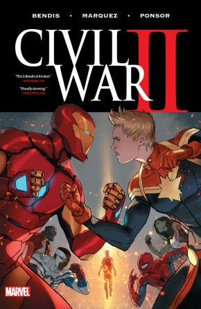 CIVIL WAR II HARDCOVER