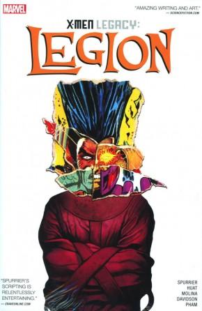 X-MEN LEGACY LEGION OMNIBUS HARDCOVER