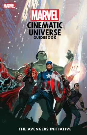 GUIDEBOOK TO MARVEL CINEMATIC UNIVERSE VOLUME 1 HARDCOVER