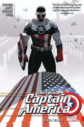CAPTAIN AMERICA SAM WILSON VOLUME 3 CIVIL WAR II GRAPHIC NOVEL