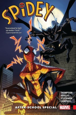 SPIDEY VOLUME 2 AFTER SCHOOL SPECIAL GRAPHIC NOVEL