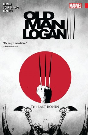 WOLVERINE OLD MAN LOGAN VOLUME 3 LAST RONIN GRAPHIC NOVEL