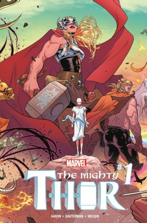 MIGHTY THOR VOLUME 1 THUNDER IN HER VEINS GRAPHIC NOVEL