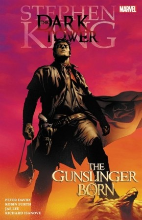 DARK TOWER GUNSLINGER BORN GRAPHIC NOVEL