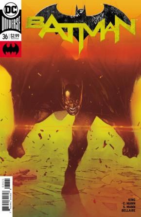 BATMAN #36 (2016 SERIES) VARIANT
