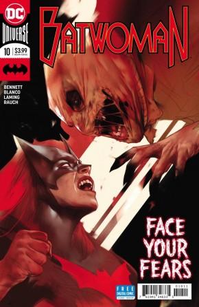 BATWOMAN #10 (2017 SERIES)