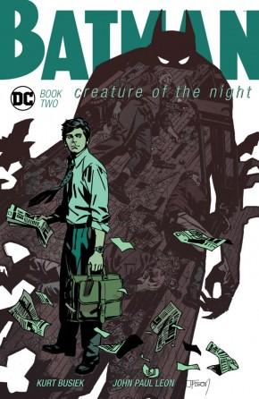 BATMAN CREATURE OF THE NIGHT #2