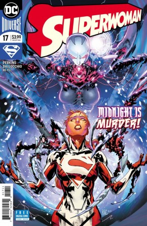 SUPERWOMAN #17 (2016 SERIES)