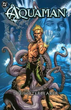 AQUAMAN THE WATERBEARER GRAPHIC NOVEL