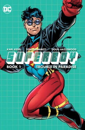 SUPERBOY BOOK 1 TROUBLE IN PARADISE GRAPHIC NOVEL