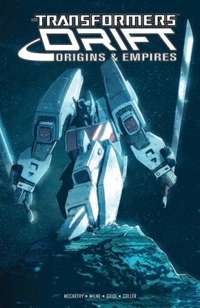TRANSFORMERS DRIFT ORIGINS AND EMPIRES GRAPHIC NOVEL
