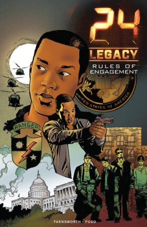 24 LEGACY RULES OF ENGAGEMENT GRAPHIC NOVEL
