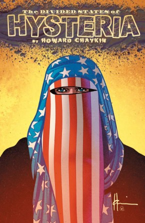 DIVIDED STATES OF HYSTERIA GRAPHIC NOVEL