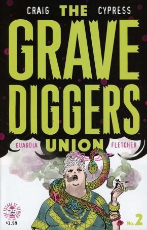 GRAVEDIGGERS UNION #2