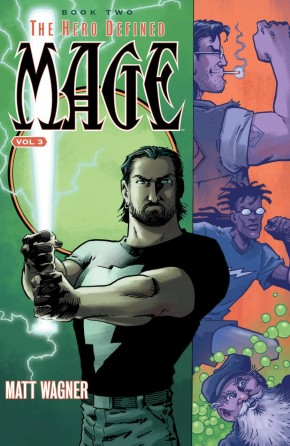 MAGE BOOK 2 HERO DEFINED VOLUME 3 GRAPHIC NOVEL
