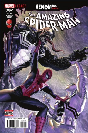 AMAZING SPIDER-MAN #792 (2015 SERIES)