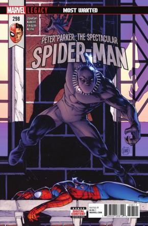 PETER PARKER SPECTACULAR SPIDER-MAN #298 (2017 SERIES)