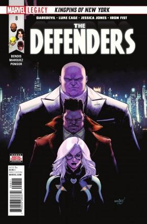DEFENDERS #8 (2017 SERIES)