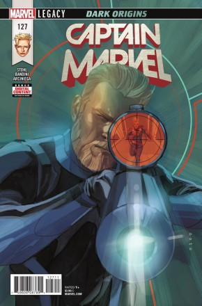 CAPTAIN MARVEL #127 (2017 SERIES)