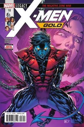 X-MEN GOLD #18