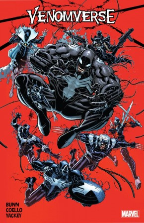 VENOMVERSE GRAPHIC NOVEL