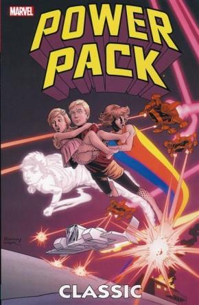 POWER PACK CLASSIC VOLUME 1 GRAPHIC NOVEL