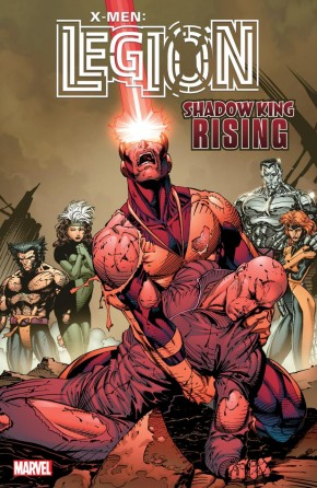 X-MEN LEGION SHADOW KING RISING GRAPHIC NOVEL