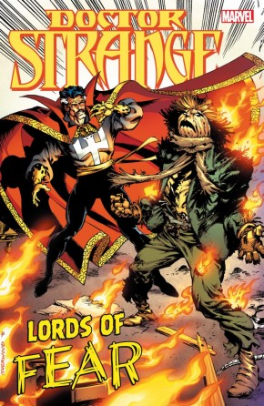 DOCTOR STRANGE LORDS OF FEAR GRAPHIC NOVEL