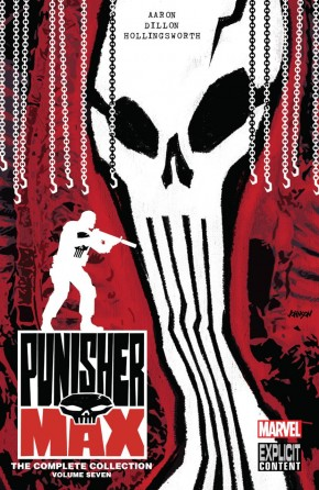 PUNISHER MAX COMPLETE COLLECTION VOLUME 7 GRAPHIC NOVEL