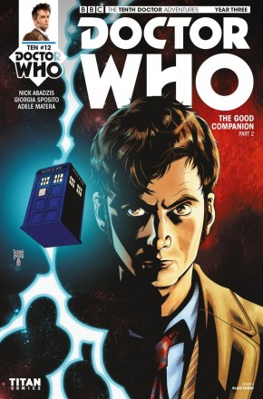 DOCTOR WHO 10TH YEAR THREE #12