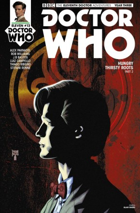 DOCTOR WHO 11TH YEAR THREE #13
