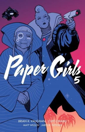 PAPER GIRLS VOLUME 5 GRAPHIC NOVEL