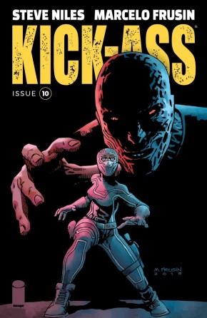 KICK-ASS #10 (2018 SERIES)